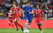 Chelsea gục ngã trước Bayern Munich trong trận ra mắt Morata