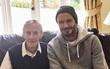 """Beckham và đồng đội """"Thế hệ vàng 92"""" của Man Utd đến thăm thầy cũ lâm bệnh"""