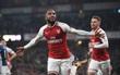 """Tân binh """"bom tấm"""" lập cú đúp, Arsenal nhẹ nhàng khuất phục West Brom"""