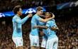 Man City khoe sức mạnh, độc chiếm ngôi đầu bảng F Champions League