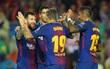 Messi ghi bàn thắng thứ 100, lập kỷ lục ở đấu trường châu Âu