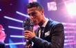 Ronaldo vượt Messi và Neymar lần thứ hai liên tiếp giành giải The Best