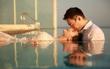 Bộ ảnh cưới tuyệt đẹp của nữ VĐV nhảy cầu xinh đẹp Trung Quốc