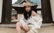 Xinh đẹp và tài năng, Châu Bùi vừa trở thành đại sứ du lịch của vùng Gyeongsangbuk-do (Hàn Quốc)