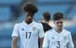 U20 Đức nằm chờ vé vớt sau trận thắng hú vía đội bóng tí hon