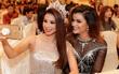 Họp báo show thực tế Hoa hậu Hoàn vũ: Phạm Hương đọ sắc với Nữ hoàng sắc đẹp Mỹ Latinh