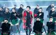 """Trở lại """"The Remix"""" sau 1 năm đăng quang, Noo Phước Thịnh gây ấn tượng mạnh khi dùng trăn phụ họa cho tiết mục"""