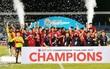 Việt Nam hạ Thái Lan, vô địch giải U15 Đông Nam Á