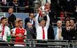 Wenger và Arsenal đi vào lịch sử FA Cup