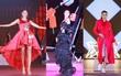 """Hoàng Thùy, Lan Khuê, Mâu Thủy """"đọ sức nóng"""" trong lễ hội thời trang, âm nhạc ngoài trời"""