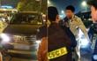 Hà Nội: Cấm ô tô rẽ xuống dốc cầu Chương Dương, CSGT bị tài xế xe biển xanh tát vào mặt