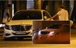 Bắt gặp Trấn Thành và Hari Won bị hỏng xe giữa đường lúc nửa đêm