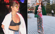 """Lan Khuê """"diễn sâu"""" trên phố Tokyo với áo dài, Selena Gomez tròn trịa vẫn thích mặc hở"""