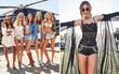 """Tổng kết Coachella 2017: Dàn thiên thần Victoria's Secret """"chặt chém"""" các chị em, sexy lấn lướt hết phần người khác"""