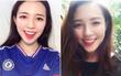 Cô bạn gái trong mơ: Xinh, học ngành Y, là fan cứng Chelsea và chơi được cả bóng đá!