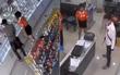 Nghi án 2 thanh niên dùng súng và dao vào siêu thị khống chế nhân viên, cướp điện thoại di động