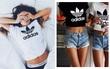 """Bất ngờ chưa, chiếc áo logo adidas """"xưa như Trái Đất"""" lại đang là hot trend của hè 2017"""