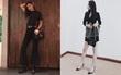 """Street style sao Việt: cùng diện tông đen từ đầu đến chân, Kỳ Duyên với Huyền My ai """"chất"""" hơn?"""