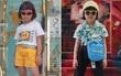 """Mix đồ đẹp như người lớn, luôn đeo kính cực ngầu, cô bé này chính là fashion icon nhí """"chất"""" nhất Nhật Bản"""