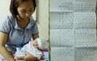 Bé gái hơn 10 ngày tuổi bị bỏ rơi ở Hà Nội và lá thư đẫm nước mắt của người mẹ