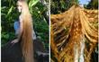 Công chúa tóc mây phiên bản đời thực với mái tóc dài hơn 1,6m
