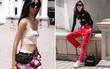 Street style chẳng cần lồng lộn, cứ cao và gầy thì đơn giản cũng thành mặc đẹp của mẫu Việt tuần qua