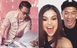 """Hóa ra chuyên gia trang điểm gốc Việt của Selena Gomez đã """"dẫn mối"""" NTK Công Trí đến Katy Perry"""