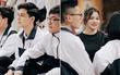 Trường Phan Đình Phùng: Không chỉ hotboy cầm cờ, cô bạn lai này cũng gây chú ý vì rất đáng yêu