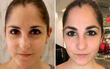 """Cô nàng này đã thử dịch vụ """"lột xác"""" lông mày của 2 hãng mỹ phẩm nổi tiếng và phải ố á với kết quả"""
