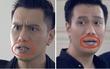 """Tin được không: Cùng một tập phim """"Người Phán Xử"""" mà Phan Hải có đến 2 bộ răng!"""