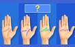 Xem đường chỉ tay để phân tích tính cách con người