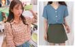Đi học cũng nên diện đồ thật xinh, và đây là 5 kiểu áo sơmi xinh nức nở cho các nàng mùa Back To School