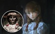 Vẽ tranh Annabelle, họa sĩ thấy hoang mang sau khi nhận ra có điểm bất thường trong đó