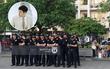 Fan Việt đã tập trung sẵn sàng, dàn bảo an hùng hậu 30 người chuẩn bị đón tài tử So Ji Sub