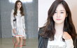 """""""Búp bê xứ Hàn"""" lộ chân như sắp gãy, đọ sắc bên mỹ nhân không tuổi Sung Yuri"""