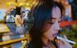 Jun Vũ nhả khói thuốc, khoe vòng ba hấp dẫn trên trường quay phim mới