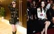 """Triệu Lệ Dĩnh có chút """"sến"""", Địch Lệ Nhiệt Ba đẹp tựa công chúa tại Milan Fashion Week"""