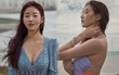 """""""Hoa hậu ngực khủng"""" Kim Sarang trên bìa tạp chí: Quá nóng bỏng và lộng lẫy như bà hoàng"""