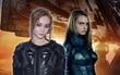 """MLee gây bất ngờ khi """"cosplay"""" hình ảnh của Cara Delevingne đi ra mắt phim"""