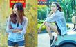 """Vợ """"ông trùm giải trí"""" Bae Yong Joon bất ngờ đến Đà Nẵng chụp hình tạp chí"""