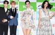 Thảm đỏ Asia Song Festival: Đông Nhi được báo Hàn khen ngợi hết lời, sánh bước bên loạt sao thế giới