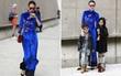 Không phá cách hay nổi loạn, Trương Thanh Trúc nổi bật với áo dài tại Tuần lễ thời trang Seoul 2017