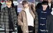 Dàn tân binh khủng toàn mỹ nam Wanna One lịch lãm tại sân bay Hàn, chuẩn bị đổ bộ Việt Nam