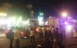 5 xe tông nhau liên hoàn ở Sài Gòn, 2 người trọng thương