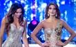 Á hậu Colombia lộ biểu cảm đanh đá khi thua cuộc trong đêm chung kết