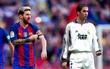 Fan nổi điên khi huyền thoại Real chúc mừng Messi