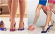 Cô gái thử thách đi giày cao gót liên tục trong 2 tuần và cái kết ai cũng cần biết