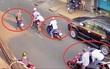 Du khách nước ngoài bị cướp gần 150 triệu đồng trên đường phố ở Sài Gòn