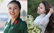 Cô gái xinh đẹp cao 1m70, từng đi thi Hoa hậu Việt Nam tình nguyện nhập ngũ