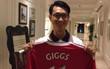 """Fan Việt ngủ tại khách sạn để """"săn"""" thần tượng Ryan Giggs"""